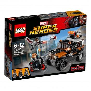 Конструктор LEGO Super Heroes Опасное ограбление 76050