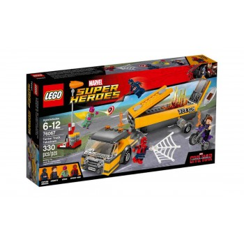 Конструктор LEGO Super Heroes  Уничтожение бензовоза 76067