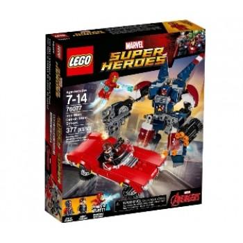 Конструктор LEGO Super Heroes Железный человек. Стальной Детройт наносит удар 76077