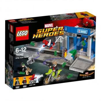 LEGO Super Heroes Ограбление банкомата 76082