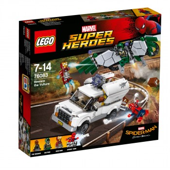 Конструктор LEGO Super Heroes Берегись Стервятника 76083