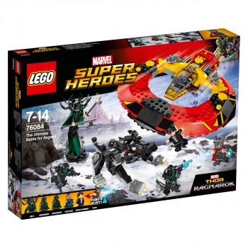 LEGO Super Heroes Решающая битва за Асгард 76084