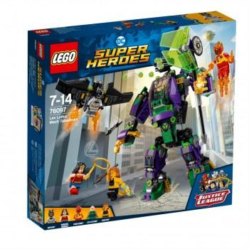 LEGO Super Heroes Робоштурм Лекс Лютор 76097