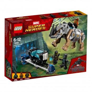 LEGO Super Heroes Схватка с носорогом у шахты 76099