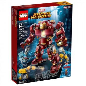 LEGO Super Heroes Халкбастер: версия Альтрон 76105