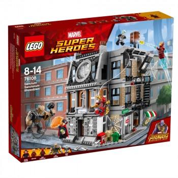 LEGO Super Heroes Бой в святилище доктора Стрэнджа 76108