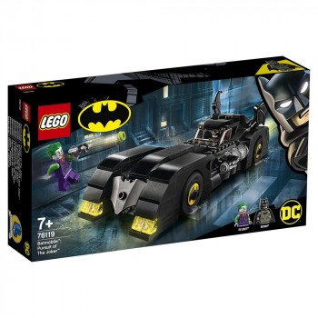 Конструктор LEGO Super Heroes Batmobile™: Погоня за Джокером 76119