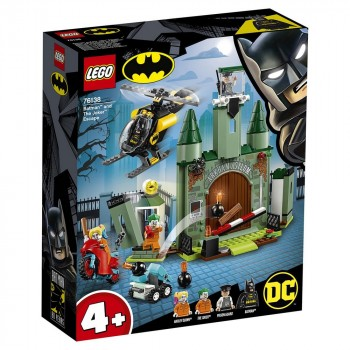 Конструктор LEGO Super Heroes Бэтмен и побег Джокера 76138