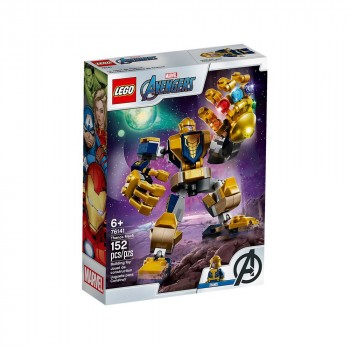 LEGO Super Heroes Танос: трансформер 76141