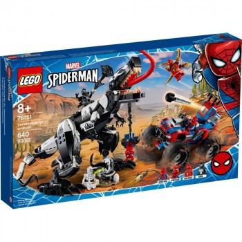 Конструктор LEGO Super Heroes Засада на Веномозавра 76151