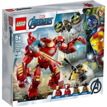 LEGO Super Heroes Халкбастер против агента А.И.М. 76164