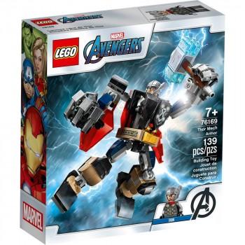 Конструктор LEGO Super Heroes Бронированный робот Тора 76169