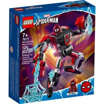 Конструктор LEGO Super Heroes Бронированный робот Майлза Моралеза 76171