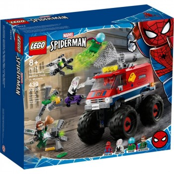 Конструктор LEGO Super Heroes Монстр-трак Человека-Паука против Мистерио 76174