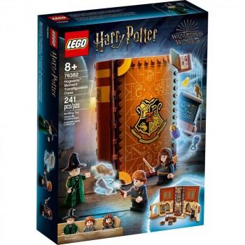 Конструктор LEGO Harry Potter Учёба в Хогвартсе: Урок трансфигурации 76382
