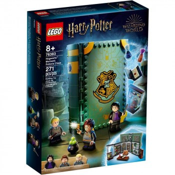 Конструктор LEGO Harry Potter Учёба в Хогвартсе: Урок зельеварения 76383