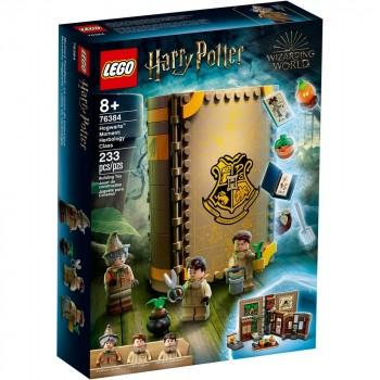 Конструктор LEGO Harry Potter Учёба в Хогвартсе: Урок травологии 76384