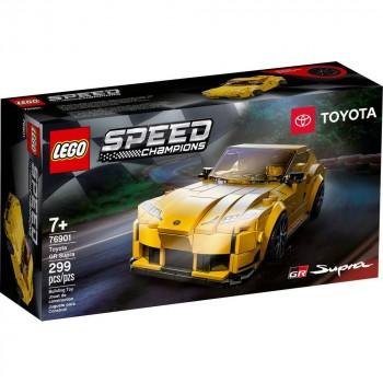 Конструктор LEGO Speed Champions Toyota GR Supra 76901