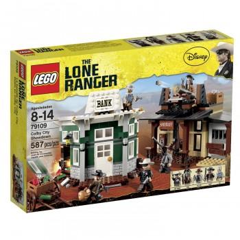 LEGO Lone Ranger Поединок в Колби Сити