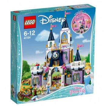 LEGO Disney Princess Замок мечты Золушки 41154