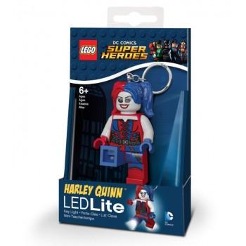 LEGO Super Heroes Брелок-фонарик Харли Квинн (LGL-KE99)