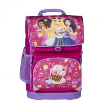 LEGO Ранец школьный Smartlife Friends Мафины 30л с сумкой для обуви