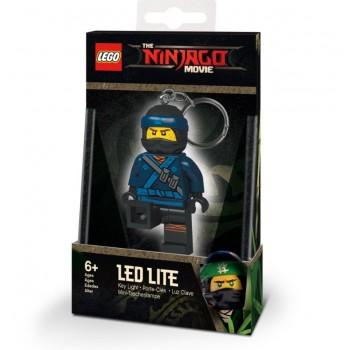 LEGO Ninjago Movie Брелок-фонарик Джей (LGL-KE108J)