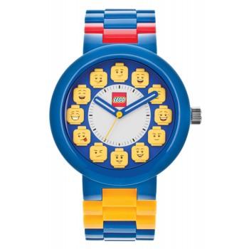 """Часы наручные LEGO """"Весёлая компания"""""""