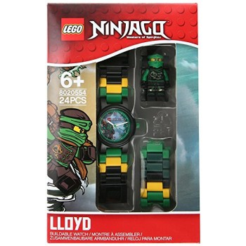 LEGO Часы наручные Smartlife Ninjago Ллойд 8020554