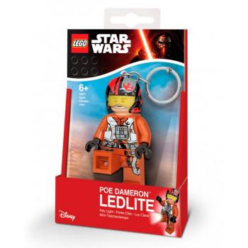 LEGO Star Wars Брелок-фонарик По Дамерон (LGL-KE95)