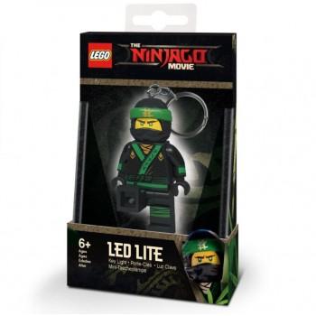 LEGO Ninjago Movie Брелок-фонарик Ллойд (LGL-KE108L)
