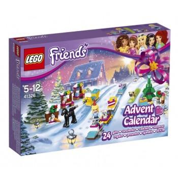 Конструктор LEGO Friends Новогодний календарь 41326