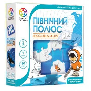 Smart Games Северный полюс. Экспедиция SG 205 UKR