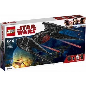 Конструктор LEGO  Star Wars Истребитель TиАй Кайло Рена 75179