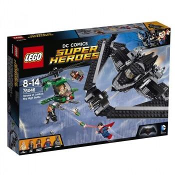 Конструктор LEGO Super Heroes Поединок в небе 76046