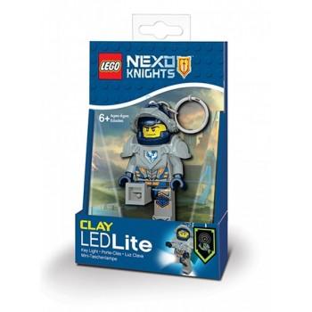 LEGO NEXO KNIGHTS Брелок-фонарик Клей (LGL-KE87)