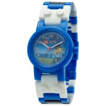 LEGO Часы наручные Smartlife City Полицейский 8020028