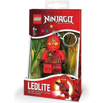 LEGO Ninjago Брелок-фонарик Кай (LGL-KE77K)