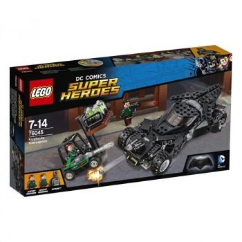 Конструктор LEGO Super Heroes Перехват криптонита 76045