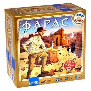 Настольная игра Granna Фарас 82012