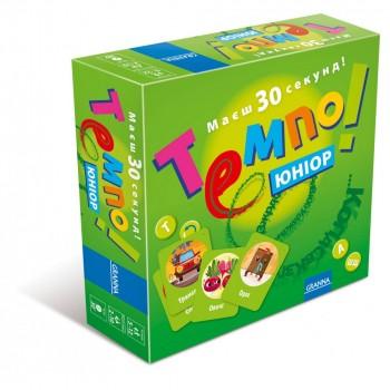 Настольная игра Granna Темпо! Юниор 83026