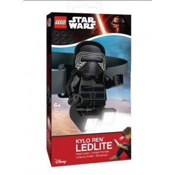 LEGO Star Wars Фонарик на голову Кайло Рен (LGL-HE16)
