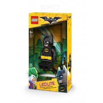 LEGO Batman Movie Фонарик на голову Бэтмен (LGL-HE20)
