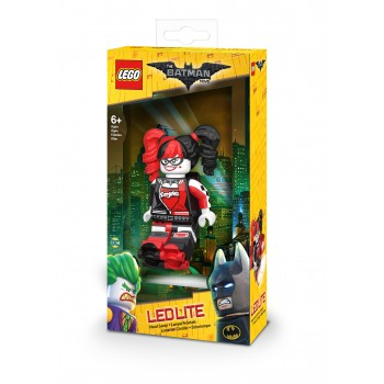 LEGO Batman Movie Фонарик на голову Харли Квинн (LGL-HE22)