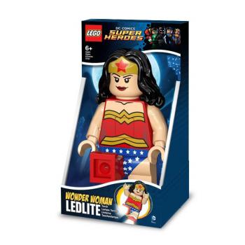 LEGO Super Heroes Фонарик-ночник Чудо-женщина (LGL-TOB25T)