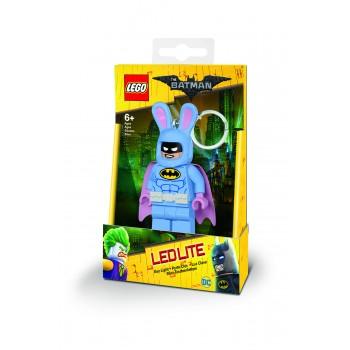 LEGO Batman Movie Брелок-фонарик Бэтмен - пасхальный кролик (LGL-KE103B)