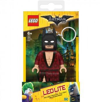 LEGO Batman Movie Брелок-фонарик Бэтмен в кимоно (LGL-KE103K)