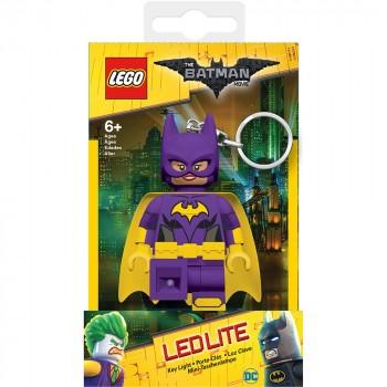 LEGO Batman Movie Брелок-фонарик Бэтгёрл (LGL-KE104)