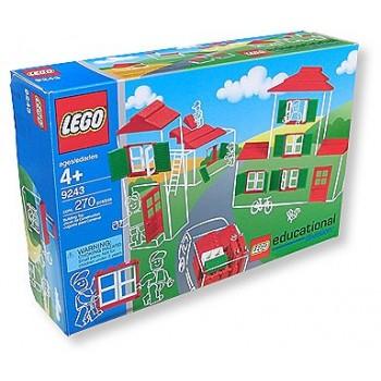 Конструктор LEGO  Education  Дополнительный набор