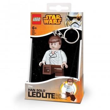 LEGO Star Wars Брелок-фонарик Хан Соло (LGL-KE82)